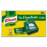 Knorr Vegetable 8 Stock Cubes 80g